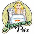 Logo  # 1040409 für Ein YouTube Haustierkanal Logo mit Hunden am Aquarium und blondes Madchen dane Wettbewerb