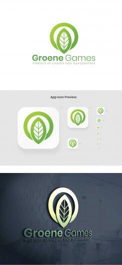 Logo # 1208238 voor Ontwerp een leuk logo voor duurzame games! wedstrijd