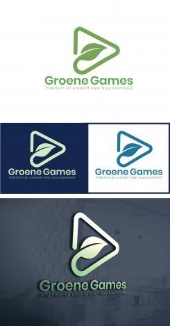 Logo # 1208447 voor Ontwerp een leuk logo voor duurzame games! wedstrijd