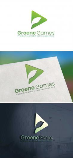 Logo # 1207976 voor Ontwerp een leuk logo voor duurzame games! wedstrijd