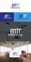 Logo design # 1231164 for Logo for Borger Totaal Installatie Techniek  BTIT  contest