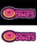 Logo # 1230975 voor Ontwerp een kleurrijk logo voor een donut store wedstrijd