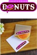Logo # 1230628 voor Ontwerp een kleurrijk logo voor een donut store wedstrijd