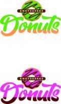 Logo # 1230972 voor Ontwerp een kleurrijk logo voor een donut store wedstrijd