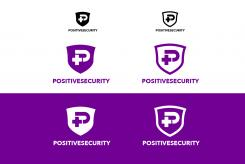 Logo design # 604466 for Logo for a security group named positivesecurity contest