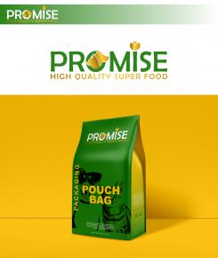 Logo design # 1194921 for promise dog and catfood logo contest
