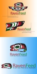 Logo design # 1144665 for RavenFeed logo design invitation contest