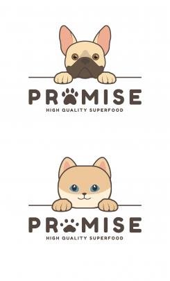 Logo design # 1192654 for promise dog and catfood logo contest