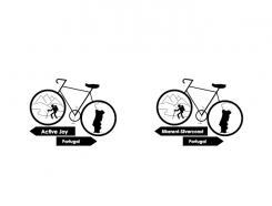 Logo design # 923964 for Design a unique and sporty image logo for our 2 business parts contest