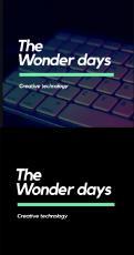 Logo # 1007204 voor Verwonder met een logo voor een creatief technologie bedrijf wedstrijd
