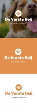 Logo # 1010080 voor Ontwerp voor logo Hondendagopvang  De Vurste Heij   wedstrijd