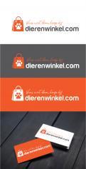 Logo # 1007072 voor logo voor dierenwinkel webshop wedstrijd