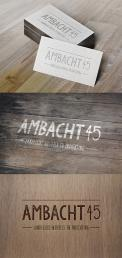 Logo # 323185 voor Ontwerp een pakkend logo voor een nieuw ambachtelijk productiebedrijf voor meubels en inrichting. wedstrijd