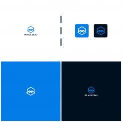 Logo  # 1166743 für Logo fur das Holzbauunternehmen  PR Holzbau GmbH  Wettbewerb