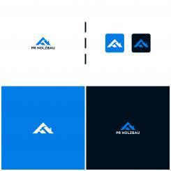 Logo  # 1166745 für Logo fur das Holzbauunternehmen  PR Holzbau GmbH  Wettbewerb