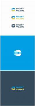 Logo # 1017133 voor Budget Movers wedstrijd