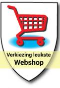 Logo # 244710 voor Logo voor Verkiezing van Leukste Webshop wedstrijd