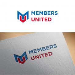 Logo design # 1122007 for MembersUnited contest
