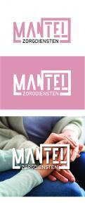 Logo # 1199649 voor Ontwerp een logo met beeldmerk voor thuiszorgorganisatie Mantelzorgdiensten! wedstrijd