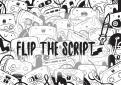 Logo # 1171295 voor Ontwerp een te gek logo voor Flip the script wedstrijd