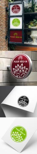 Logo # 977707 voor Logo voor vegan gebak en brood wedstrijd