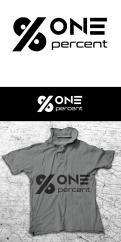 Logo # 951526 voor ONE PERCENT CLOTHING kledingmerk gericht op DJ's   artiesten wedstrijd