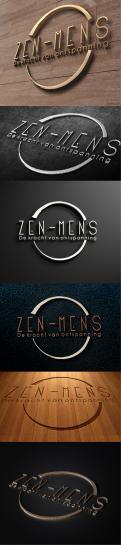 Logo design # 1079345 for Create a simple  down to earth logo for our company Zen Mens contest