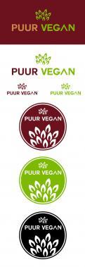 Logo # 977733 voor Logo voor vegan gebak en brood wedstrijd