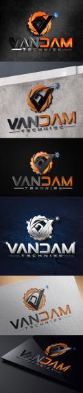 Logo # 942733 voor Ontwerp van een strak logo voor technisch constructiebedrijf  wedstrijd