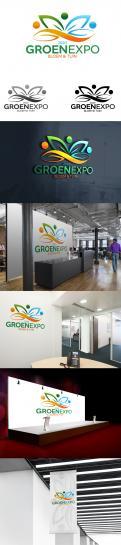 Logo # 1017671 voor vernieuwd logo Groenexpo Bloem   Tuin wedstrijd