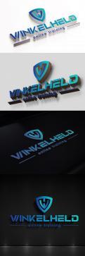 Logo # 1148699 voor Logo voor online mobiele verkooptraining wedstrijd