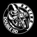 Logo # 1250133 voor Stoer maar branding bewust Logo met de naam  Double D Racing wedstrijd