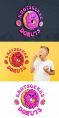 Logo # 1231379 voor Ontwerp een kleurrijk logo voor een donut store wedstrijd