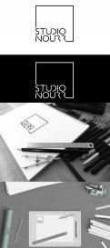 Logo # 1169685 voor Een logo voor studio NOURR  een creatieve studio die lampen ontwerpt en maakt  wedstrijd