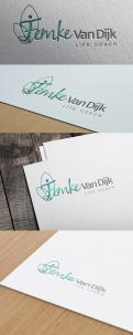 Logo design # 989014 for Logo   corporate identity for life coach Femke van Dijk contest