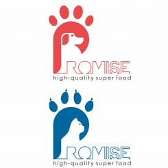 Logo design # 1194869 for promise dog and catfood logo contest