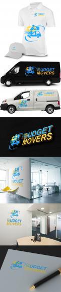 Logo # 1019716 voor Budget Movers wedstrijd