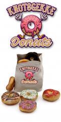 Logo # 1231388 voor Ontwerp een kleurrijk logo voor een donut store wedstrijd