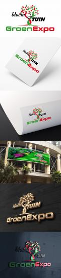 Logo # 1013405 voor vernieuwd logo Groenexpo Bloem   Tuin wedstrijd