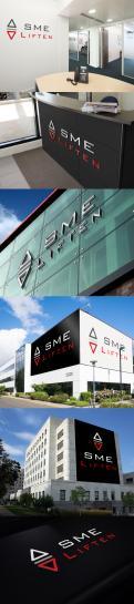Logo # 1076813 voor Ontwerp een fris  eenvoudig en modern logo voor ons liftenbedrijf SME Liften wedstrijd