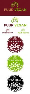 Logo # 977700 voor Logo voor vegan gebak en brood wedstrijd