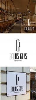 Logo # 985450 voor Ontwerp een mooi logo voor ons nieuwe restaurant Gouds Glas! wedstrijd