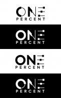 Logo # 952391 voor ONE PERCENT CLOTHING kledingmerk gericht op DJ's   artiesten wedstrijd