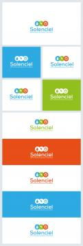 Logo design # 1195839 for Solenciel  ecological and solidarity cleaning contest