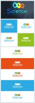 Logo design # 1195840 for Solenciel  ecological and solidarity cleaning contest