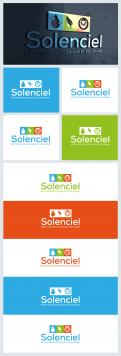 Logo design # 1195983 for Solenciel  ecological and solidarity cleaning contest