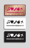 Logo # 248163 voor Hierwordenwijblijvan.nl wedstrijd