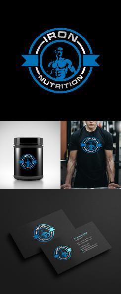 Logo design # 1239542 for Iron nutrition contest
