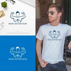 Logo design # 1239185 for Iron nutrition contest