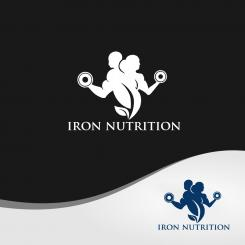 Logo design # 1239196 for Iron nutrition contest